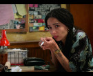 Natural American Spirit Cigarettes Smoked by Zoë Kravitz as Rob in High Fidelity Season 1 Episode 3 (4)