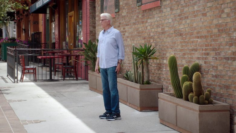 New Balance Shoes Worn by Ted Danson as Michael in The Good Place Season 4 Episode 13 Whenever You're Ready (1)