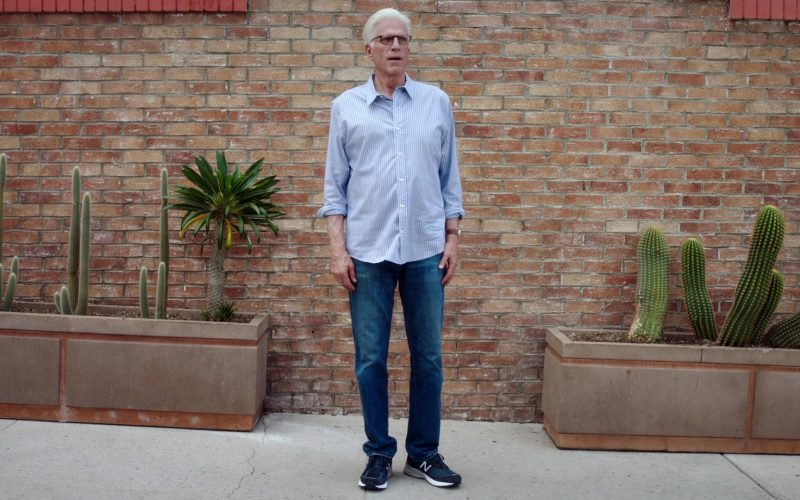New Balance Shoes Worn by Ted Danson as Michael in The Good Place Season 4 Episode 13 Whenever You're Ready (2)