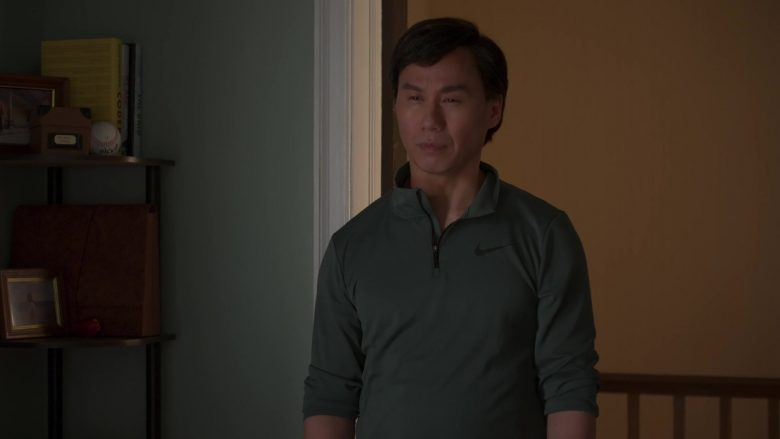 Nike Shirt Worn by Bradley Darryl Wong as Wally in Awkwafina Is Nora from Queens Season 1 Episode 3 Savage Valley (1)