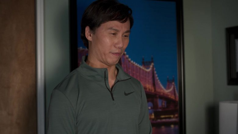 Nike Shirt Worn by Bradley Darryl Wong as Wally in Awkwafina Is Nora from Queens Season 1 Episode 3 Savage Valley (2)