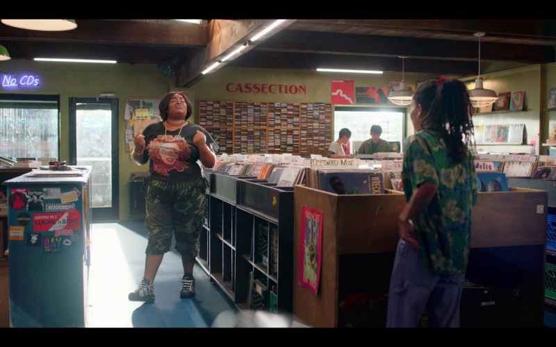 Nike Sneakers Worn by Da'Vine Joy Randolph as Cherise in High Fidelity Season 1 Episode 6