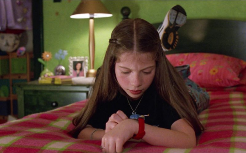 Nike Sneakers Worn by Michelle Trachtenberg as Penny Brown in Inspector Gadget (1999)
