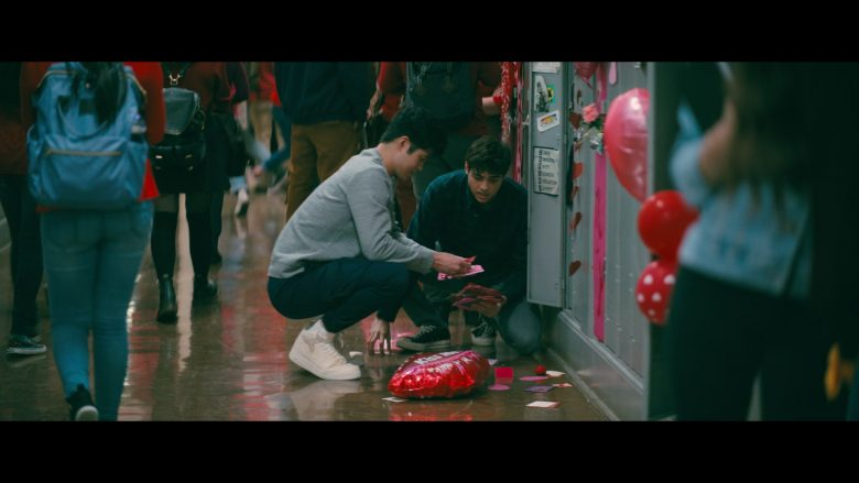 Nike Sneakers Worn by Ross Butler as Trevor in To All the Boys P.S. I Still Love You (1)