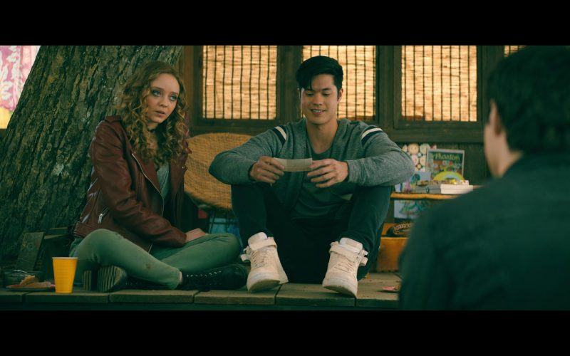 Nike Sneakers Worn by Ross Butler as Trevor in To All the Boys P.S. I Still Love You (4)
