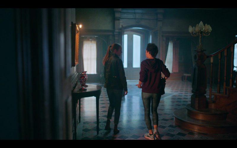 Nike Sneakers Worn by Sherri Saum as Ellie Whedon in Locke & Key Season 1 Episode 9 Echoes (2020)