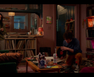 Pabst Blue Ribbon and Budweiser Beer in High Fidelity Season 1 Episode 2 Track 2 (2)