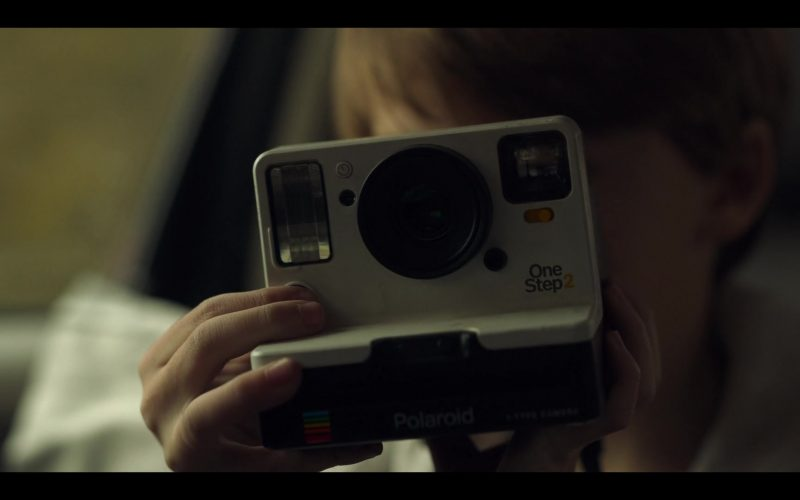 Polaroid One Step 2 Camera Used by Jackson Robert Scott as Bode in Locke & Key Season 1 Episode 1 Welcome to Matheson (1)