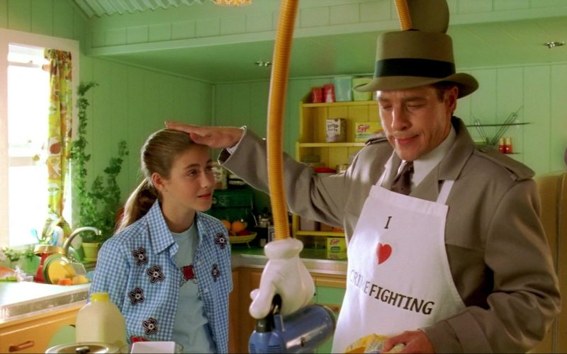 Pop-Tarts and Eggo Waffles in Inspector Gadget 2 (2003)
