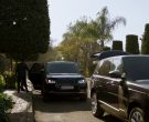 Range Rover Vogue Black Cars in Homeland Season 8 Episode 2 (2)