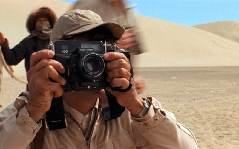 Rapid Omega 100 Camera in Close Encounters of the Third Kind