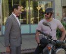 Ray-Ban Aviator Sunglasses Worn by Joe Manganiello in Pee-wee's Big Holiday (1)