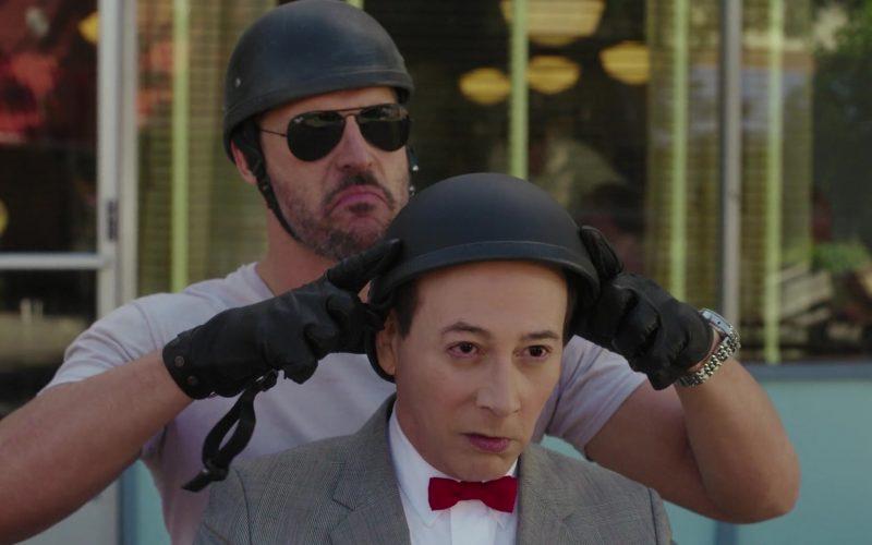 Ray-Ban Aviator Sunglasses Worn by Joe Manganiello in Pee-wee's Big Holiday (3)