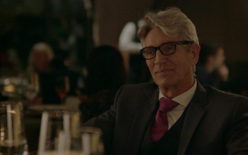 Ray-Ban Eyeglasses Worn by Eric Roberts as Bernard Paley in Kidding Season 2 Episode 4