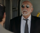 Ray-Ban Oval Sunglasses Worn by Frank Langella as Sebastian Piccirillo in Kidding S02E06 (3)