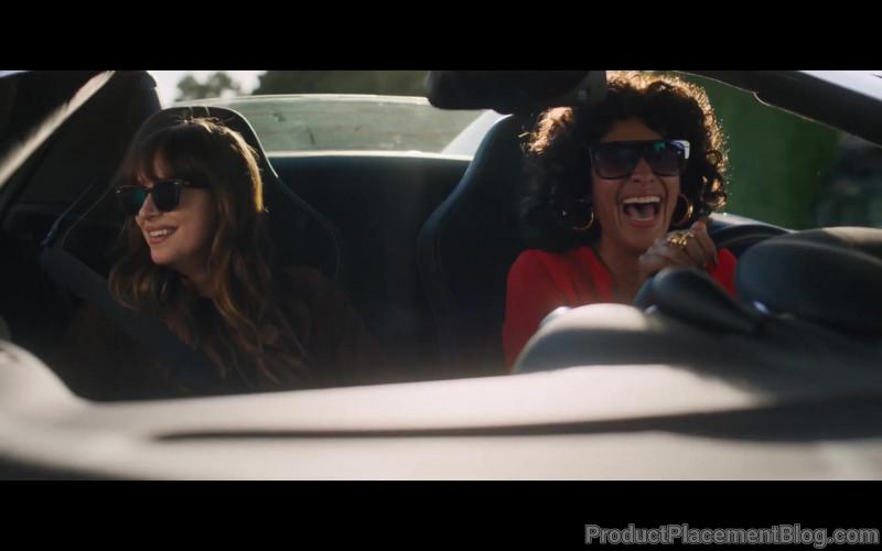 Ray-Ban Sunglasses Worn by Dakota Johnson as Maggie Sherwood in High Note (2019)