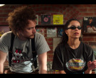 Ray-Ban Sunglasses Worn by Zoë Kravitz in High Fidelity Season 1 Episode 5 Uptown (5)
