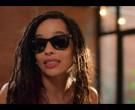 Ray-Ban Wayfarer Sunglasses Worn by Zoë Kravitz in High Fidelity Season 1 Episode 6 (4)