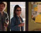 Ray-Ban Women's Sunglasses Worn by Zoë Kravitz as Rob in High Fidelity Season 1 Episode 4 Good Luck and Goodbye (4)