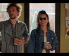 Ray-Ban Women's Sunglasses Worn by Zoë Kravitz as Rob in High Fidelity Season 1 Episode 4 Good Luck and Goodbye (5)