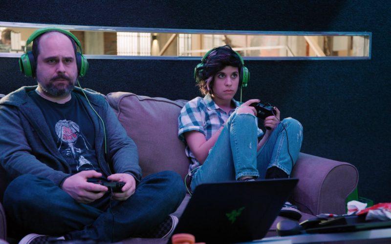 Razer Gaming Notebooks in Mythic Quest Raven's Banquet Season 1 Episode 6