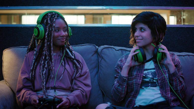 Razer Headset Used by Imani Hakim as Dana in Mythic Quest Raven's Banquet Season 1 Episode 2 The Casino (2)