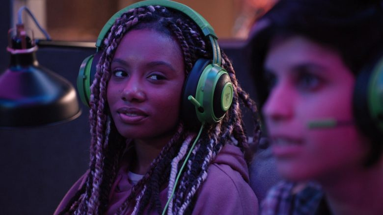 Razer Headset Used by Imani Hakim as Dana in Mythic Quest Raven's Banquet Season 1 Episode 2 The Casino (3)