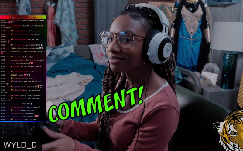 Razer Wireless Headphones Used by Imani Hakim as Dana in Mythic Quest Raven's Banquet Season 1 Episode 8 Brendan (2020)