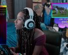 Razer Wireless Headset Used by Imani Hakim as Dana in Mythic Quest Raven's Banquet Season 1 Episode 7 Permadeath (1)