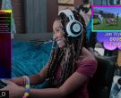 Razer Wireless Headset Used by Imani Hakim as Dana in Mythic Quest Raven's Banquet Season 1 Episode 7 Permadeath (2)