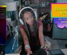 Razer Wireless Headset Used by Imani Hakim as Dana in Mythic Quest Raven's Banquet Season 1 Episode 7 Permadeath (3)