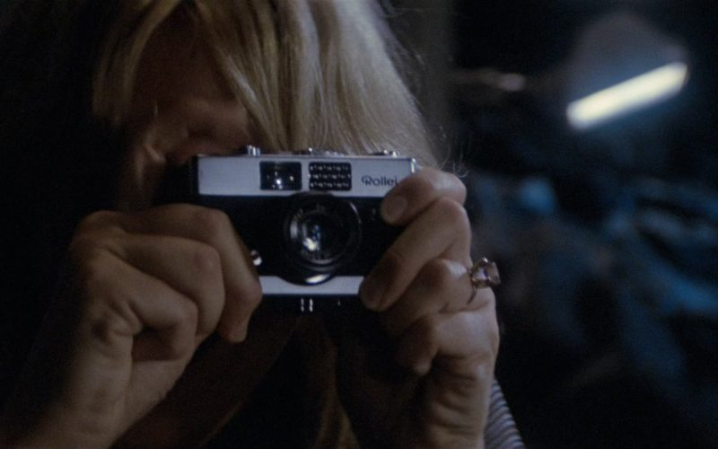 Rollei B 35 Camera Used by Melinda Dillon as Jillian Guiler in Close Encounters of the Third Kind (3)