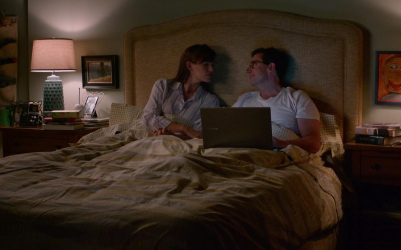 Samsung Laptop in Alexander and the Terrible, Horrible, No Good, Very Bad Day (2014)