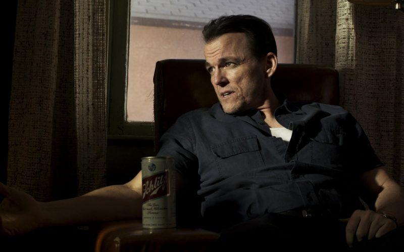 Schlitz Beer Can in Interrogation Season 1 Episode 5 Det. Dave Russell vs Chris Keller 1983 (2020)