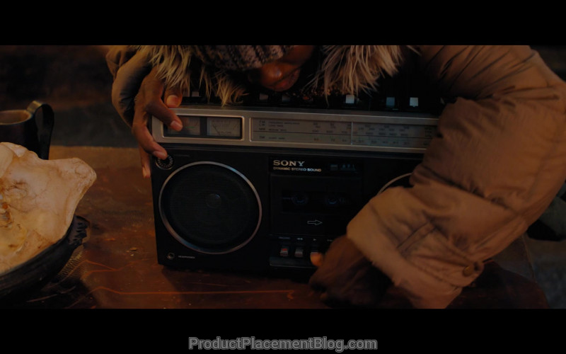 Sony Dynamic Stereo Sound in Jumanji The Next Level (2019)