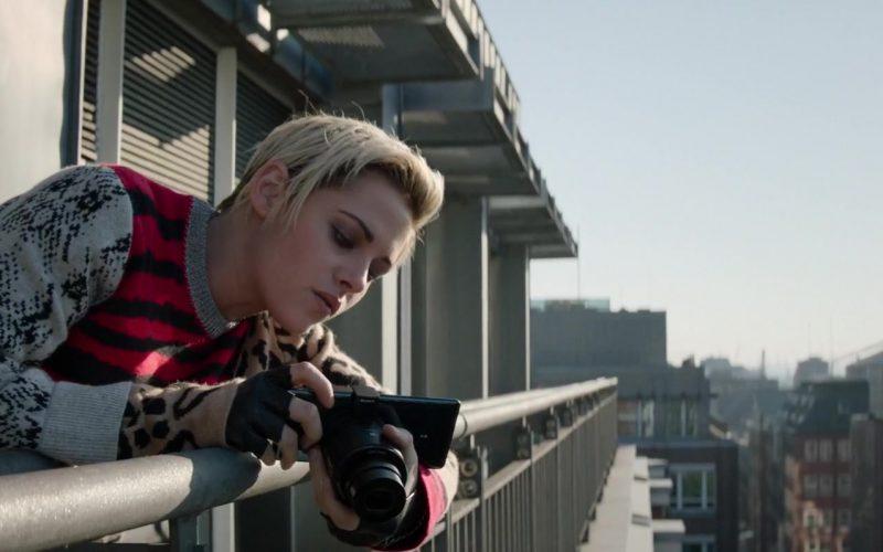 Sony Lens Style Camera Used by Kristen Stewart as Sabina Wilson in Charlie's Angels (2019)
