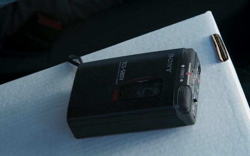 Sony Portable Stereo Cassette Recorder in Interrogation Season 1 Episode 2 I.A. Sgt. Ian Lynch vs Eric Fisher 2003 (2020)