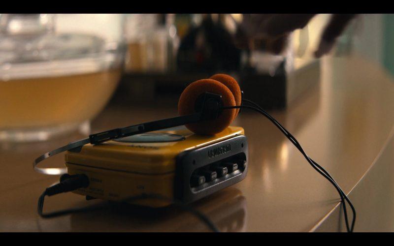 Sony Walkman Portable Cassette Player in Narcos Mexico Season 2 Episode 5 AFO (2020)
