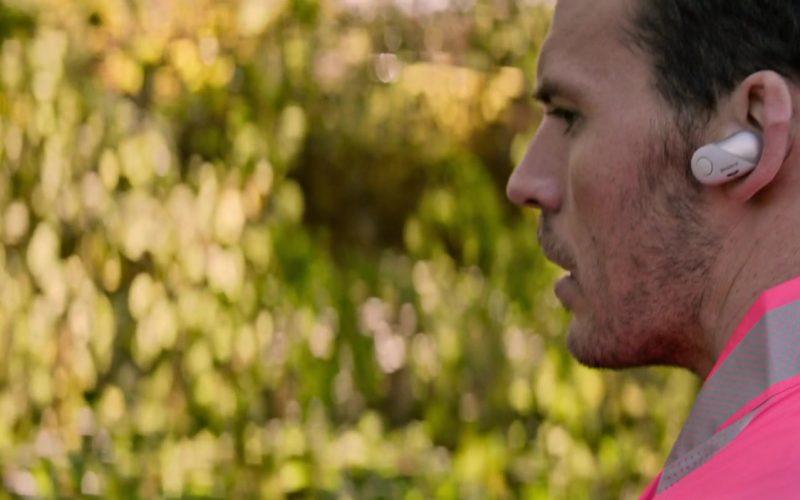 Sony Wireless Earbuds Used by Sam Claflin as Alexander Brock in Charlie's Angels (1)