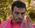 Sony Wireless Earbuds Used by Sam Claflin as Alexander Brock in Charlie's Angels (2)