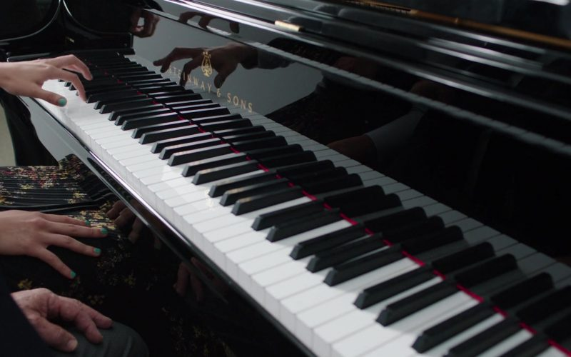 Steinway & Sons Piano Used by Katie Holmes in Coda (2019)