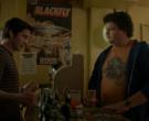 Tab Sugar Free Soda Enjoyed by Caleb Emery as Arthur 'Bootyhole' McGuigan in Hunters S01E03 (1)