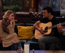Taylor Guitar Used by Jencarlos Canela as Victor in The Expanding Universe of Ashley Garcia Season 1 Episode 8 (1)