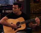 Taylor Guitar Used by Jencarlos Canela as Victor in The Expanding Universe of Ashley Garcia Season 1 Episode 8 (2)