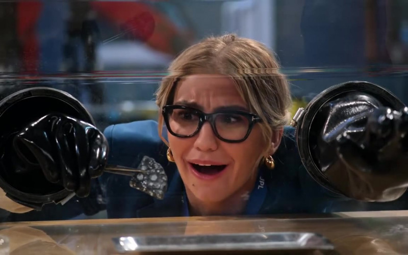 Tom Ford Eyeglasses Worn by Chelsea Kane as Ava in The Expanding Universe of Ashley Garcia Season 1 Episode 4 (1)