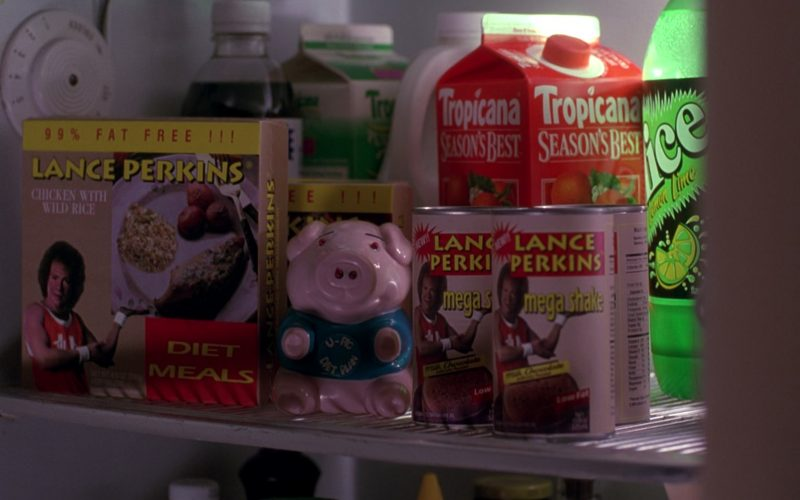 Tropicana Juice in The Nutty Professor (1996)