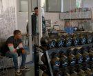 Vans Black Sneakers Worn by Daniel Ezra as Spencer James in ...