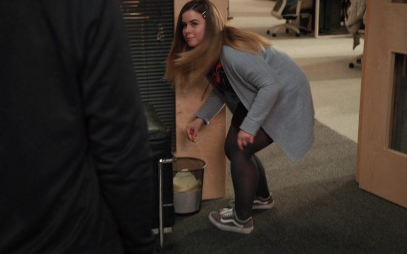 Vans Brown Sneakers Worn by Jessie Ennis as Jo in Mythic Quest Raven's Banquet Season 1 Episode 8 Brendan (2020)