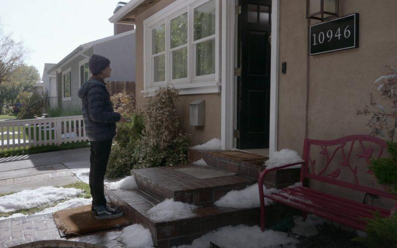 Vans High Top Sneakers Worn by Cole Allen in Kidding Season 2 Episode 3