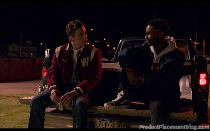 Vans Shoes Worn by Zachary S. Williams as Ricky Berry in I Am Not Okay with This S01E07